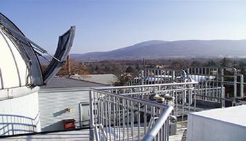 Astronomy observation platform