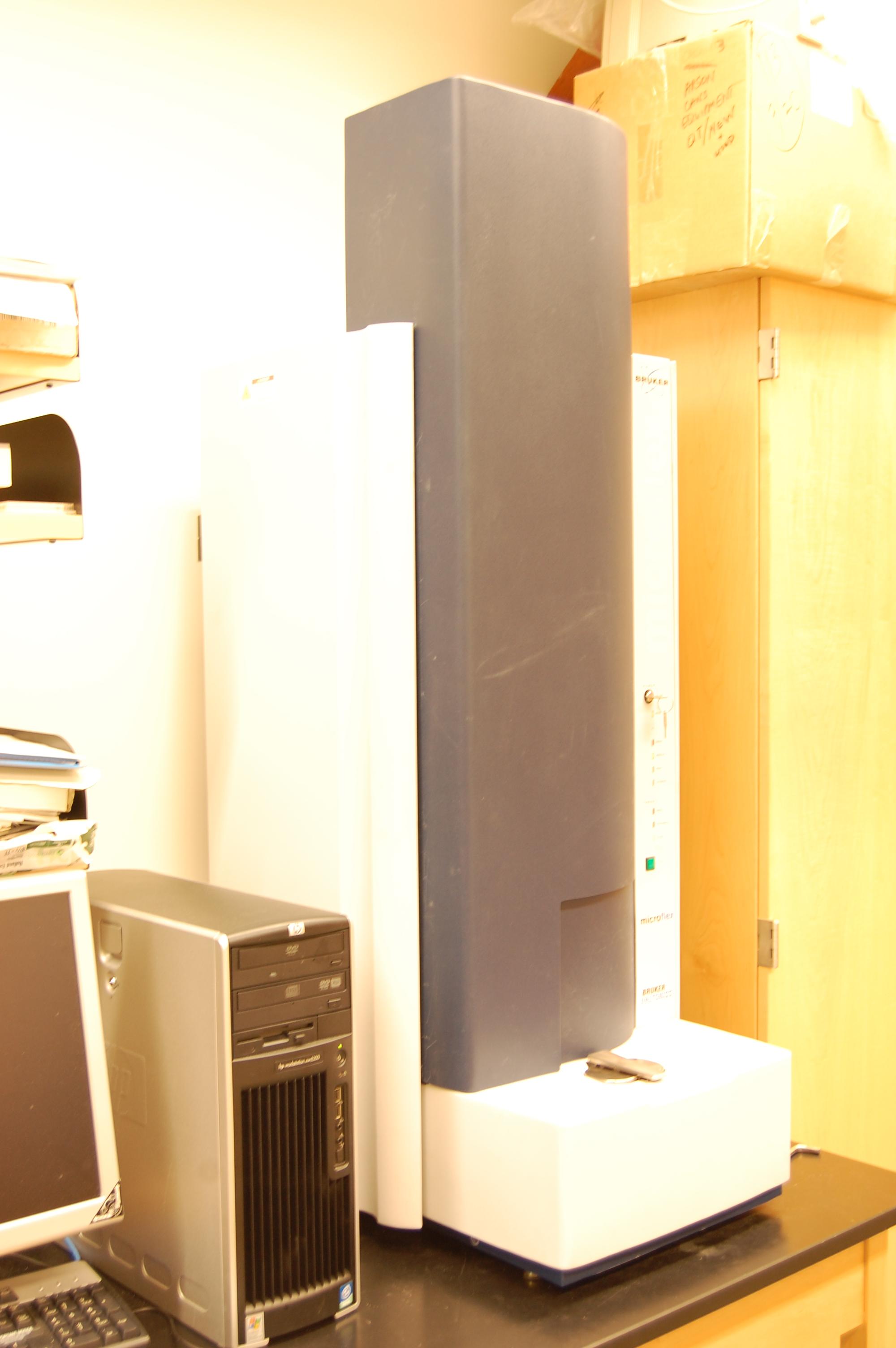 Location: Morley Science Room 230
