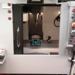 Haas Super Mini Mill 2 CNC milling machine